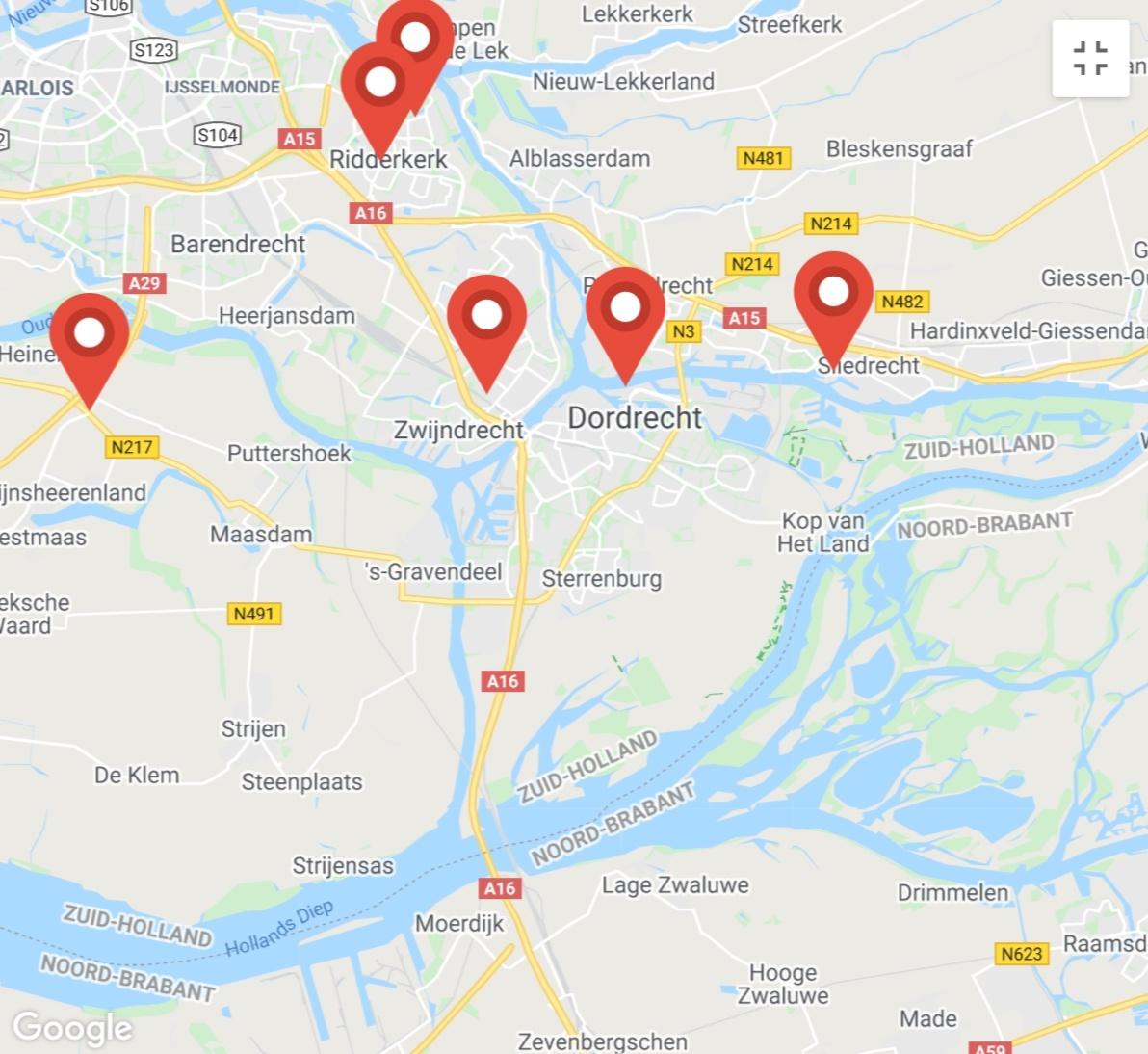 Coronatest locaties Zwijndrecht - coronatest-zwijndrecht.com